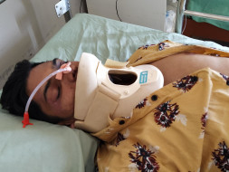 Help Shamlal Recover From Accident (Head Injury)