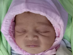 Support Baby of Noor Recover From Breathing Problem
