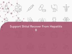 Support Shital Recover From Hepatitis B