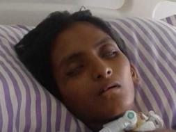 Help an office boy's 14 year old son for neuro-rehabilitation