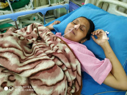 Help Srabanti Recover From A Brain Tumour