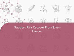 Support Rita Recover From Liver Cancer