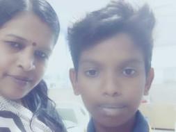 12 Years Old Johnny Vishal Needs Your Help Fight Leukemia