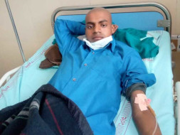Support Rahul Recover From Germ-cell Tumor