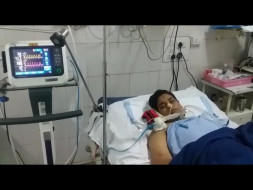 16 Years Old Mohammed Fazal Needs Your Help Fight Guillain-Barre Syndrome