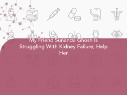 My Friend Sunanda Ghosh Is Struggling With Kidney Failure, Help Her