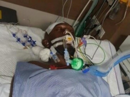 16 Years Old Nija Needs Your Help To Recover From An Accident