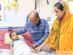 Help my son fight Acute lymphoblastic leukemia (all)