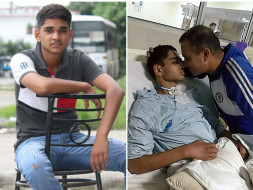 A Soldier's Son, Shalab Who Is In Coma Needs Your Help