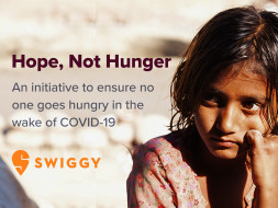 Hope, Not Hunger: A meal donated is a life saved