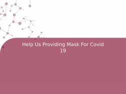 Help Us Providing Mask For Covid 19