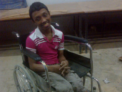 Help to affected disabled Persons deprived from wages due to COVID-19