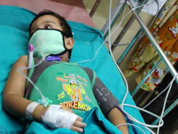 This 3 years old needs your urgent support in fighting Leukemia