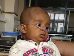 5 Months Old Ramneet Singh Needs Your Help Fight Bilary Artesia