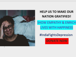 Help India Fight Mental Health Problems and Depression