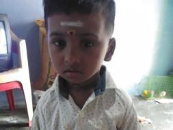 Help Varshan to walk forward in his life