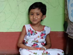 5 Years Old AAROHI KUNDU Needs Your Help for Cochlear Implant