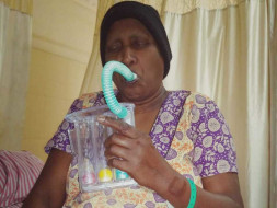 Help my mother fight ovarian cancer