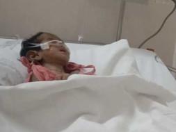 2 Months Old Abinaya K Needs Your Help Fight Ventricular Septal Defect