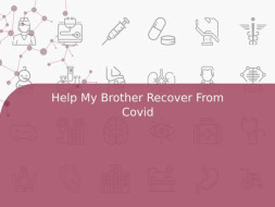 Help My Brother Recover From Covid