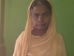 Support Nasima for bank loan