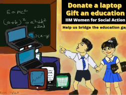 Virtual Learning Centre for Underprivileged Children