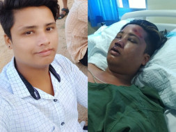 Support Prakash Recover From Road Traffic Accident