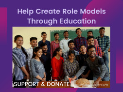 Help 22 'eduCATe Scholars' Graduate & Earn a Dignified Living
