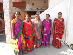 Sharadaben Amarshibhai and Group