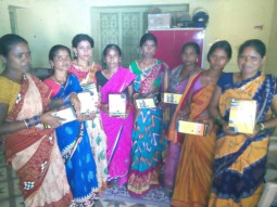 Sarojini Thankur And Group