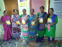 Gouri B And Group