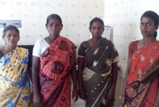 Bhuvaneshwari and Group