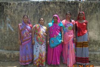 Kamala Babusingh Kewat and Group