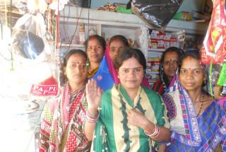 Urbasi Pradhan and Group