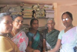 Kalaivani and Group