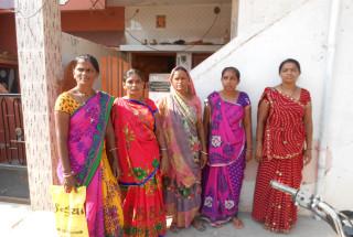 Sharadaben Amarshibhai and Group