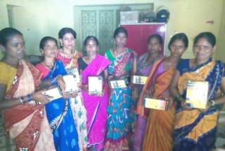 Sarojini Thankur And Group