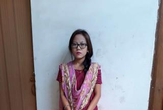 Tamphatombi Phuritsabam
