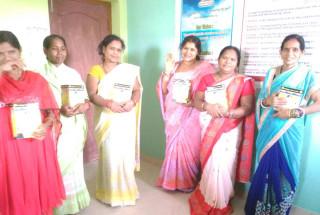 Bimala Bardhan And Group