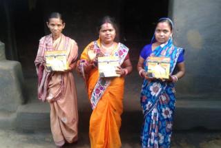 Damayanti Naik And Group