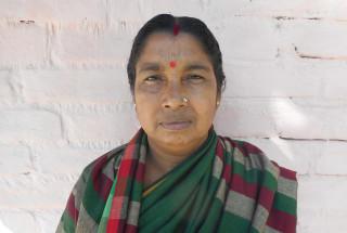 Shanti Majhi