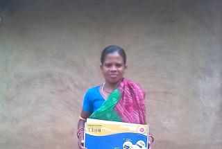 Lalita Majhi