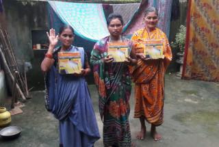 Sushila Naik And Group