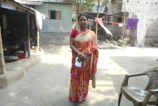 Sarada Biswas