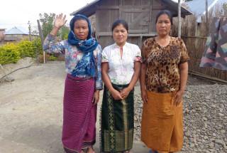 Kimneichong Vaiphei And Group
