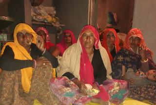 Radha Devi And Group
