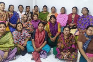 Mandakini And Group