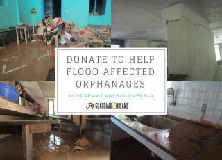 Restore Orphanages Affected By Kerala Floods