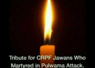 CRPF - Country Respects Powerful Armed Forces