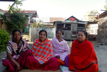 For these three women, their children's education is paramount